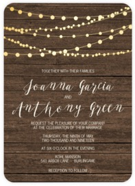 Rustic lights 16269 foil