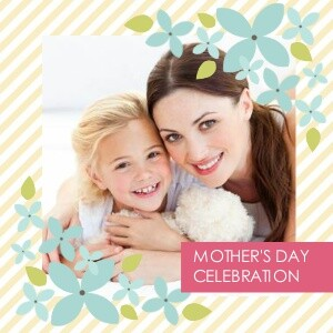 Bold Mother's Day Florals