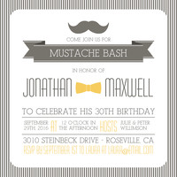 mustache bash 5x5 flat card as low as $ 0 89 id 6545 title mustache