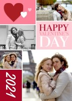 Valentine's Collage