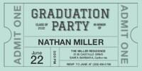 Graduation Ticket