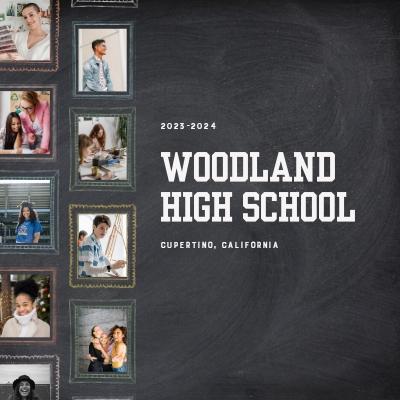 Mod Chalk Yearbook