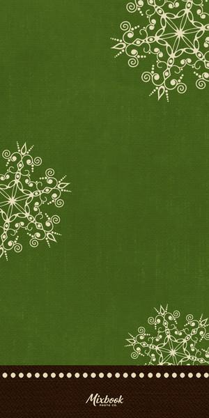 Drifting Snowflakes