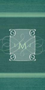 Swirl Monogram