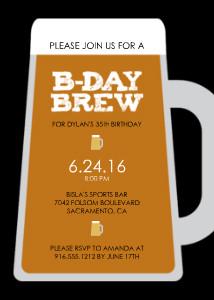 B-day Brew