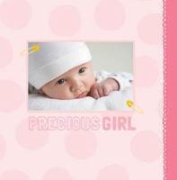 Pink and Sunshine Baby Girl