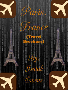 Book a holiday to france