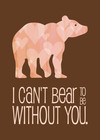 Can't Bear to be Without You