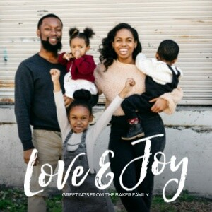 Love & Joy Brush Lettering