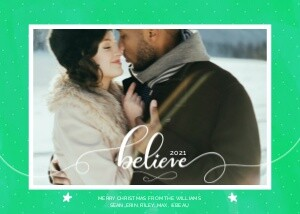 Believe by Printable Crush