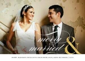 Merry & Married Ampersand