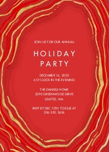 Geode Holiday Party