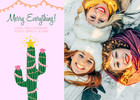 Merry Cactus by Yellow Heart Art