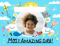 Amazing Day Children's Book by Hello!Lucky