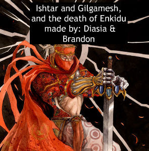gilgamesh foil Gilgamesh the hero are a fine foil for the he had read ludmilla zeman's more simplified trilogy of lovely picture books based on the epic of gilgamesh.