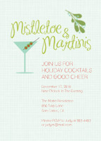 Mistletoe & Martinis
